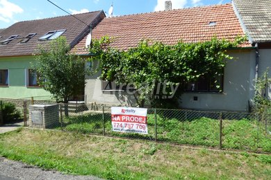 Prodej chalupy Naloučany, okres Třebíč, Ev.č.: 00218