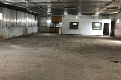 Pronájem velké haly a parkovací plochy 1.777 m², Pelhřimov, Ev.č.: 00235