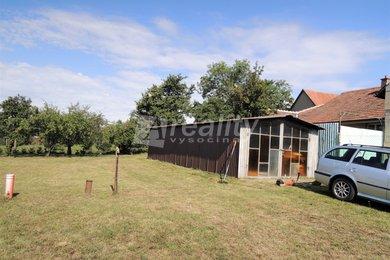 Prodej stavebního pozemku 900 m2, Svatoslav, okr. Brno-venkov, Ev.č.: 00237