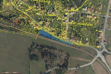 Prodej stavebního pozemku - Čechočovice, Ev.č.: 00245