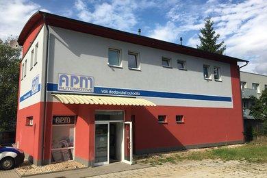 Pronájem, obchodní prostory, 155 m2,   Jihlava, Ev.č.: 00248