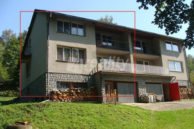 Pronájem řadového rodinného domu v obci Pavlov u Herálce, Ev.č.: 00262