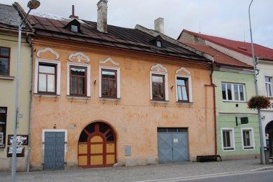 Prodej rodinného domu, 100m² - Velké Meziříčí, Ev.č.: 00274
