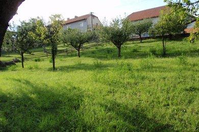 Prodej zahrady 612 m² - Sedlec, Ev.č.: 00275