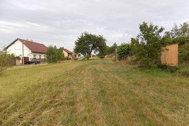Prodej stavebního pozemku 850m² - Čechočovice, okr. Třebíč, Ev.č.: 00291