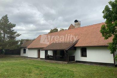 Prodej, chalupa s rybníkem, 1586 m² - Golčův Jeníkov - Sirákovice, Ev.č.: 00298