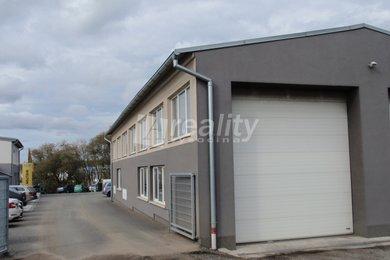 Pronájem skladových prostor  400m² - Velké Meziříčí, Ev.č.: 00321