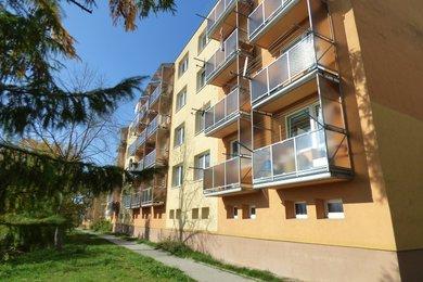 Pronájem bytu 2+1, Třebíč, Nové Dvory, Ev.č.: 00324