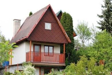 Prodej chaty, Třebíč - Ptáčovský žleb, vlastní pozemek 567m2