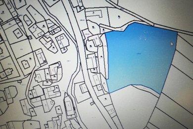 Prodej pozemku pro bydlení, 11 718 m2, Jitkov u Havlíčkova Brodu, Ev.č.: 00349