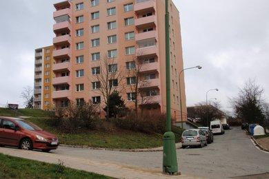 Pronájem bytu 3+1, 71m² - Třebíč - Nové Dvory, Ev.č.: 00363