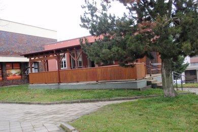 Prodej  objektu s restaurací a byty , 220m² - Strážek, Ev.č.: 00364