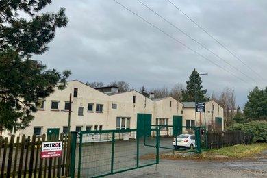 Prodej komerčního objektu 1215 m2, Pohled, okres Havlíčkův Brod, Ev.č.: 00384