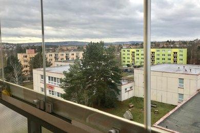 Prodej, Byt 3+1, 76 m², lodžie,  sklep, výtah, po rekonstrukci, Třebíč, Hájek, Ev.č.: 00389