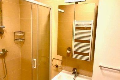 Pronájem nového bytu 2+1, OV, 50 m2 se sklepem, terasou, výtahem, Třebíč - centrum, Ev.č.: 00415