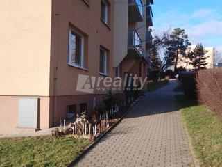 Prodej bytu 2+1, 56 m², Třebíč - Nové Dvory