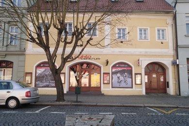 Pronájem, Kanceláře, 400m² - Třebíč - Vnitřní Město, Ev.č.: 00434