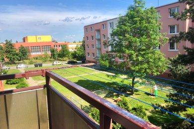 Pronájem, byt 3+1 s balkonem, Třebíč, Nové Dvory, Ev.č.: 00436