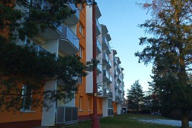 Pronájem bytu 2+1 s lodžií, Třebíč, ulice Lidická, Ev.č.: 00442