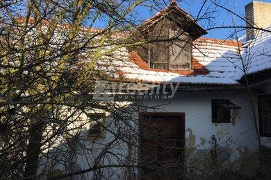 Prodej, chalupa 3+1, Úsobí, okres Havlíčkův Brod, Ev.č.: 00450