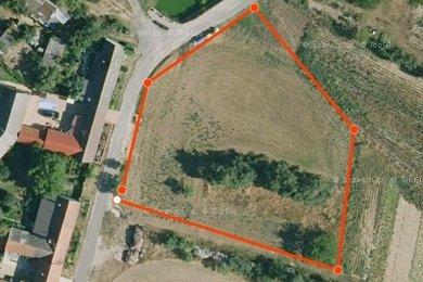 Prodej stavební parcela, 3.100 m2, Litovany, okr. Třebíč, Ev.č.: 00454