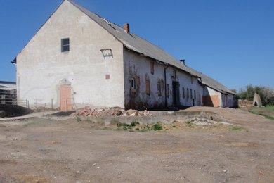 Pronájem zemědělské budovy 1.193 m², Vlkov, Ev.č.: 00461