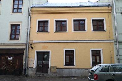 Prodej udržovaného rodinného domu 4+2, Jihlava - centrum, Ev.č.: 00469