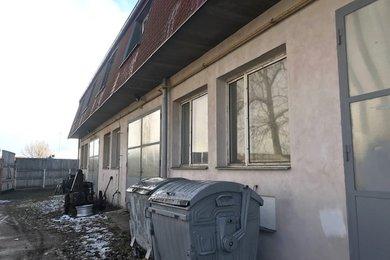 Pronájem, komerční, výrobní, skladovací prostory, hala, 50 m2 - 210 m2, Třebíč - Střítež, Ev.č.: 00475