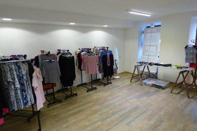 Pronájem obchodních prostor, 44 m2, Třebíč - centrum, Ev.č.: 00480