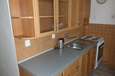 Pronájem bytu 2+1 s lodžií, Náměšť nad Oslavou, Nad Příhořím, Ev.č.: 00481