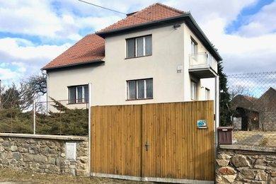 Prodej, rodinný dům, 200 m2, celková plocha 1.285 m2, Radkovice u Hrotovic, Ev.č.: 00487