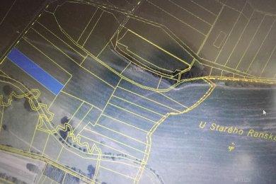 Prodej pozemku 5464 m2 v obci Staré Ransko u Krucemburku, Ev.č.: 00488