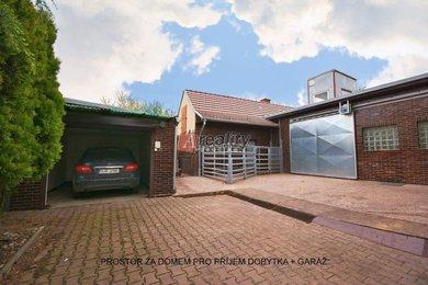 Prodej rodinný dům, jatka, 600 m², Mohelno, Ev.č.: 00504