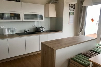 Prodej byt 4+kk, OV, 102 m², Na Kopcích, Třebíč, garážové stání, sklep, terasa, výtah, Ev.č.: 00508