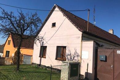 Prodej, rodinný dům, 90 m², pozemek 618 m2, Jevišovice, Ev.č.: 00511