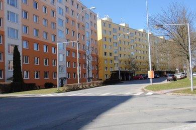 Pronájem bytu 4+1, 90 m², Třebíč, Nové Dvory, Ev.č.: 00521