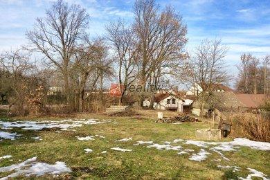 Prodej, Pozemky pro bydlení, 954m² - Nová Cerekev - Proseč-Obořiště