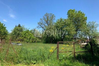 Prodej, pozemek, 954 m², Nová Cerekev, Proseč-Obořiště, Ev.č.: 0491