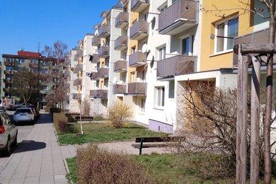 Prodej bytu 1+1, 33,85 m², Třebíč, Nové Dvory, Ev.č.: 00532