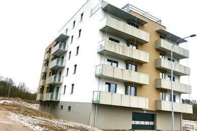 Pronájem, Byty 2+kk, 42m² - Třebíč - Nové Město, Ev.č.: 00570