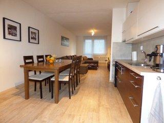 Pronájem krásného bytu 2+kk, 56 m2 s lodžií, Náměšť nad Oslavou