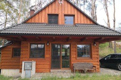 Prodej dřevostavby - chalupy, 600 m², Kostelec, Ev.č.: 00587