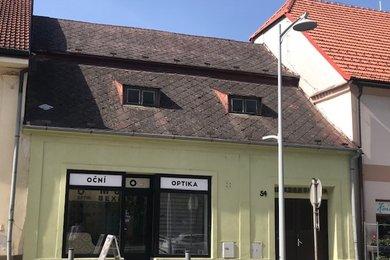 Prodej rodinného domu s obchodem, 520 m², Moravské Budějovice, Ev.č.: 0316