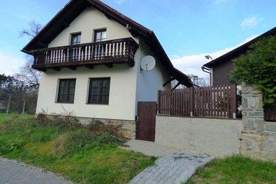 Pronájem rodinného domu 4+1 se zahradou, Náměšť nad Oslavou, Ev.č.: 00608