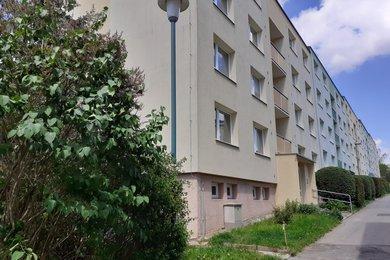Pronájem bytu 1+1, 35 m2, Jihlava, ulice Zahradní, Ev.č.: 00611