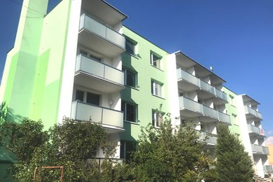 Prodej byt 3+1, 72 m², lodžie, sklep, Náměšť nad Oslavou, Ev.č.: 00613