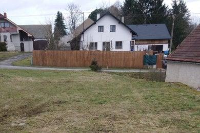 Prodej, Pozemky pro bydlení, 1366m², Šlapanov - Šachotín, Ev.č.: 00627