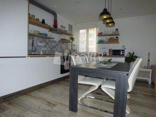 Prodej byt 2+kk, 56,9 m2, balkon, OV, Náměšť nad Oslavou