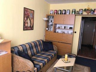Pronájem zařízeného bytu 1+kk, 27 m², Třebíč, Nové Dvory