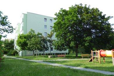 Pronájem bytu 1+1 s lodžií a komorou, Náměšť nad Oslavou, Ev.č.: 00649
